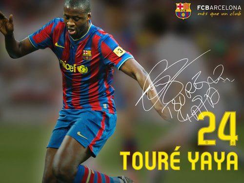 Yaya Touré (AFF)