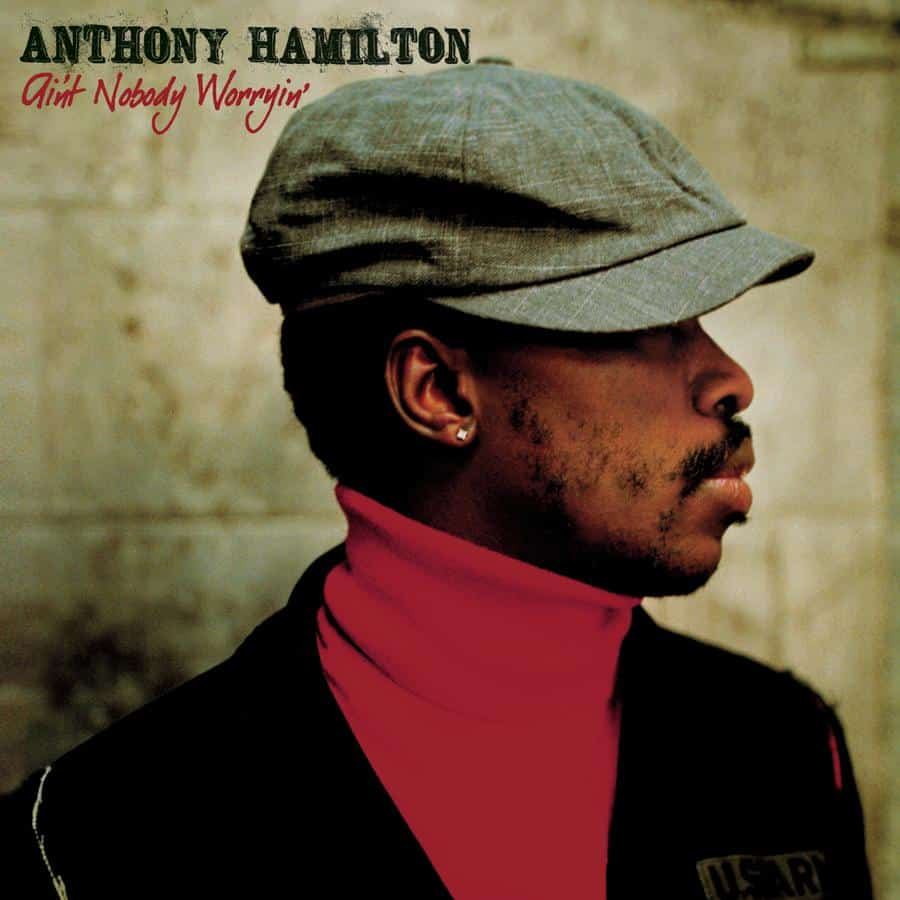 Win An Anthony Hamilton Hamper