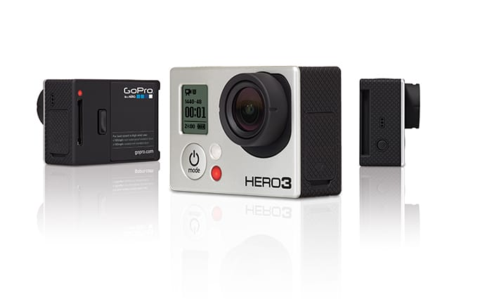Win A Go-Pro Hero 3 Camera From Heineken