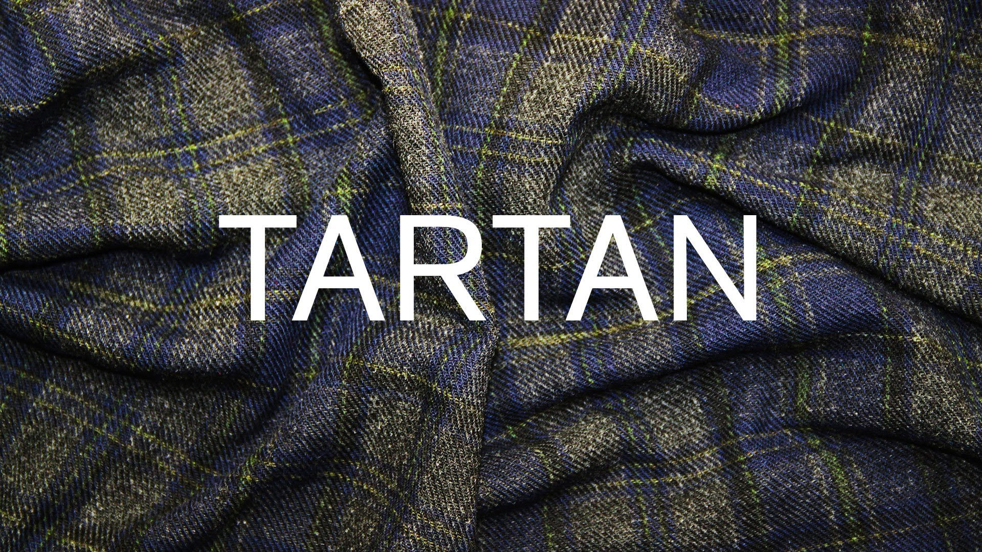 Tartan With Tiger Of Sweden