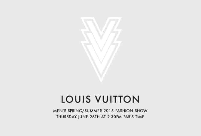 Louis Vuitton Men's Spring Summer 2015 Fashion Show