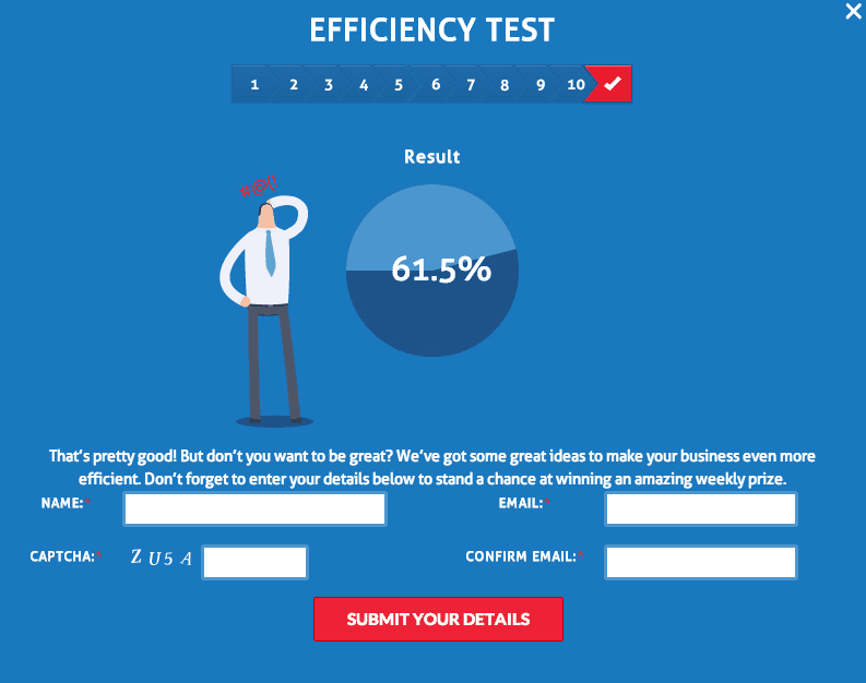 Get A Free Office Efficiency Assessment