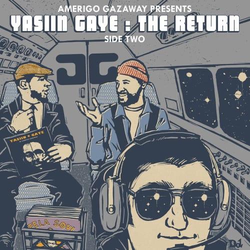 Digital Crates – Yasiin Gaye: The Return (Side 2)