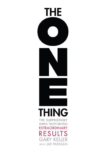 the-one-thing-book