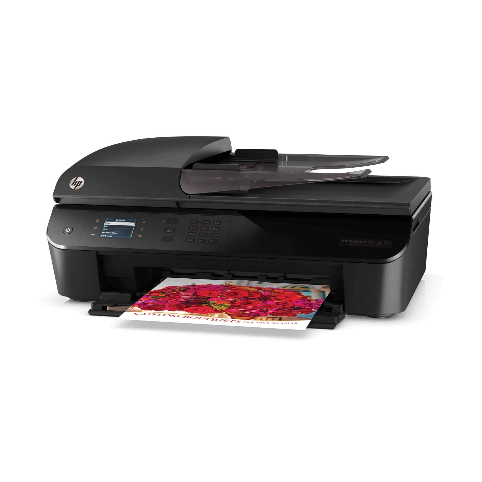 Win An All-In-One Printer From HP