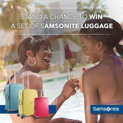 Win Luggage Worth R11,000 With Club Med