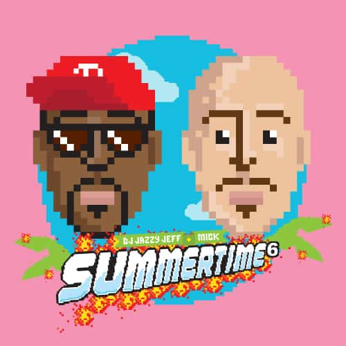 Digital Crates: Summertime Mixtape 6