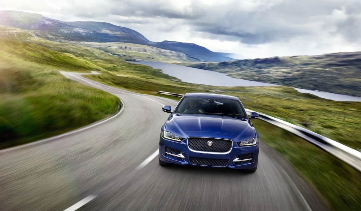 Jaguar XE Coming To South Africa