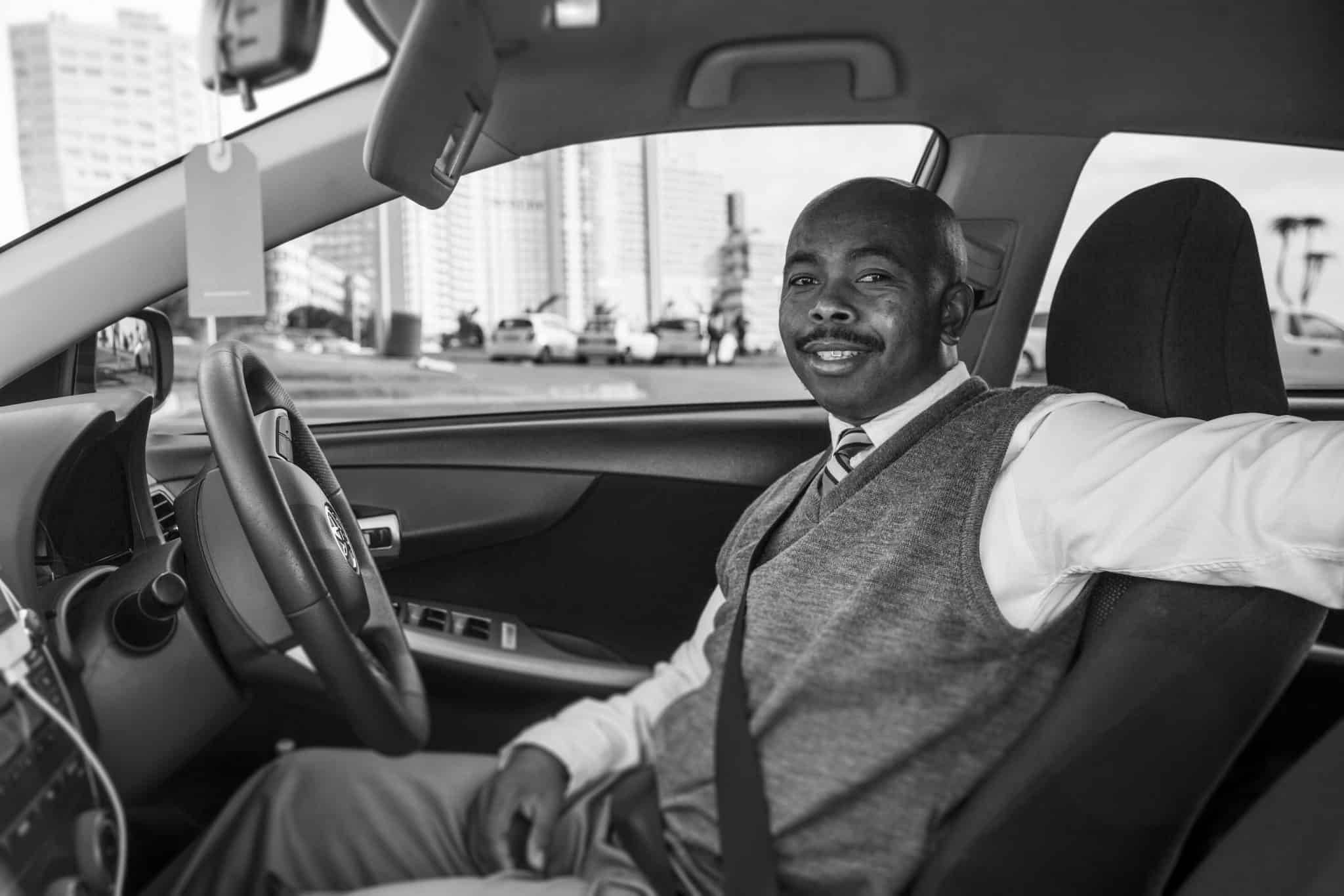 Wesbank Drives Uber