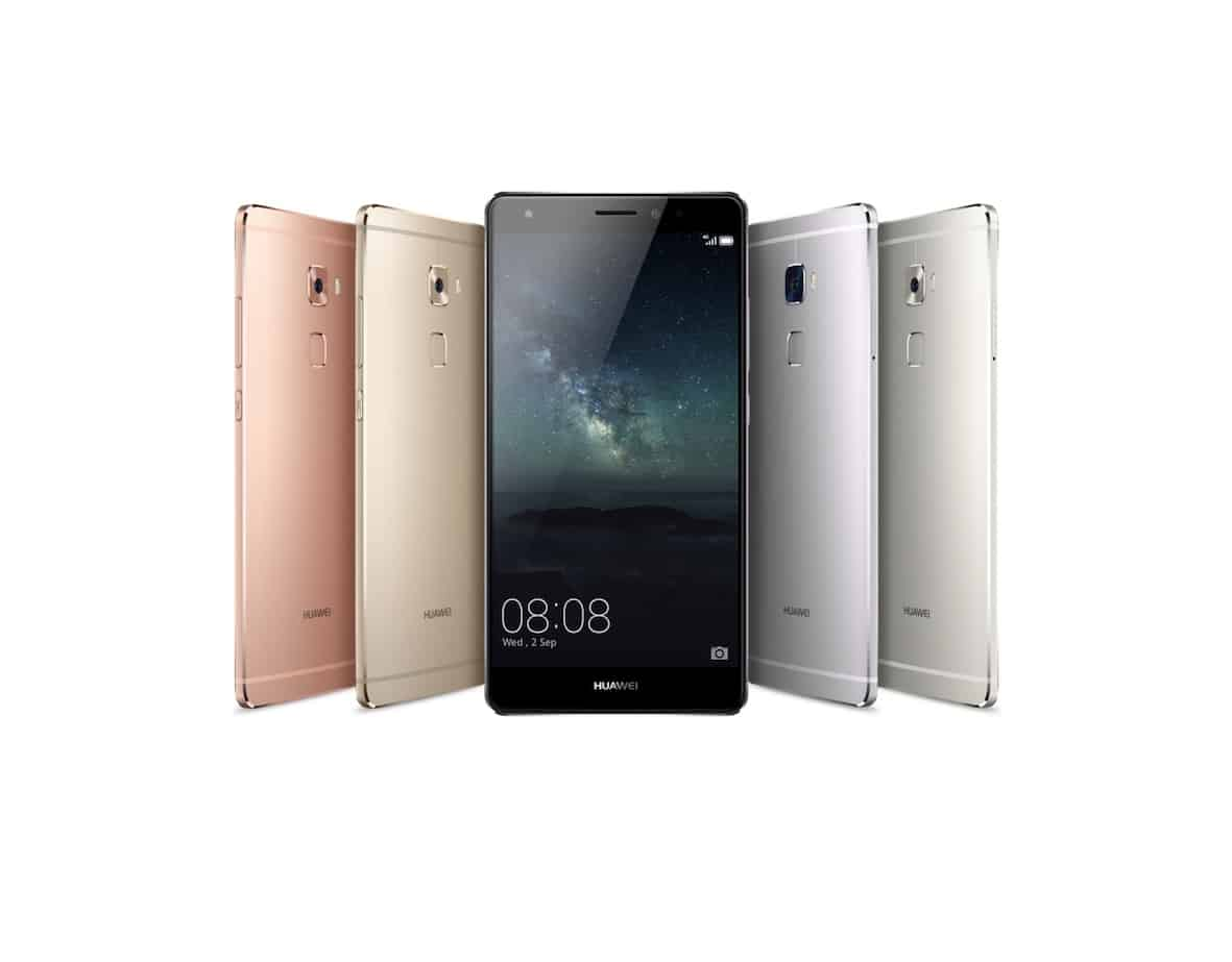 Huawei Launches The Mate S