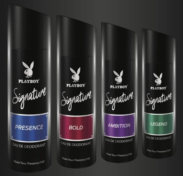 Grooming: Find Your Signature With Playboy