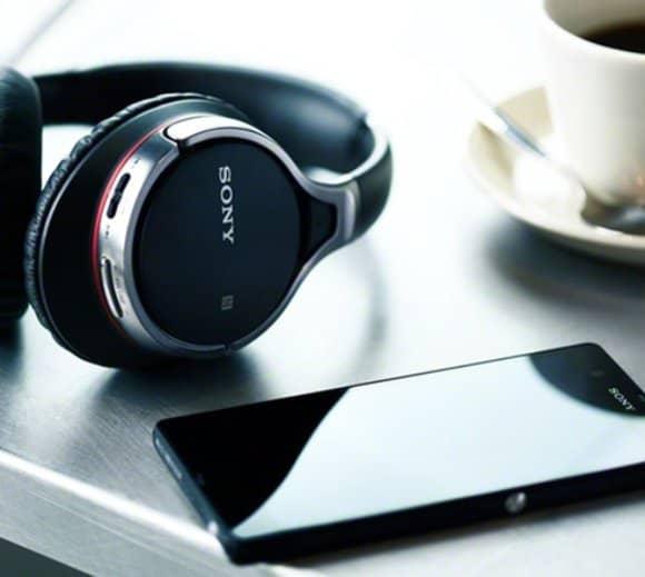 Sony Headphones 1