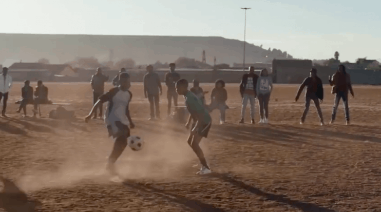 Vodacom NXT LVL Putting Footballers Through School