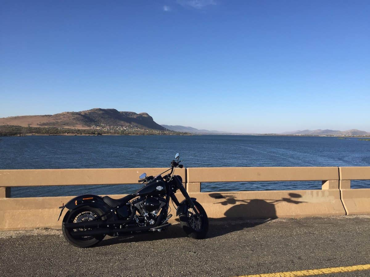 Riding Harley-Davidson's 2016 Softail Slim S