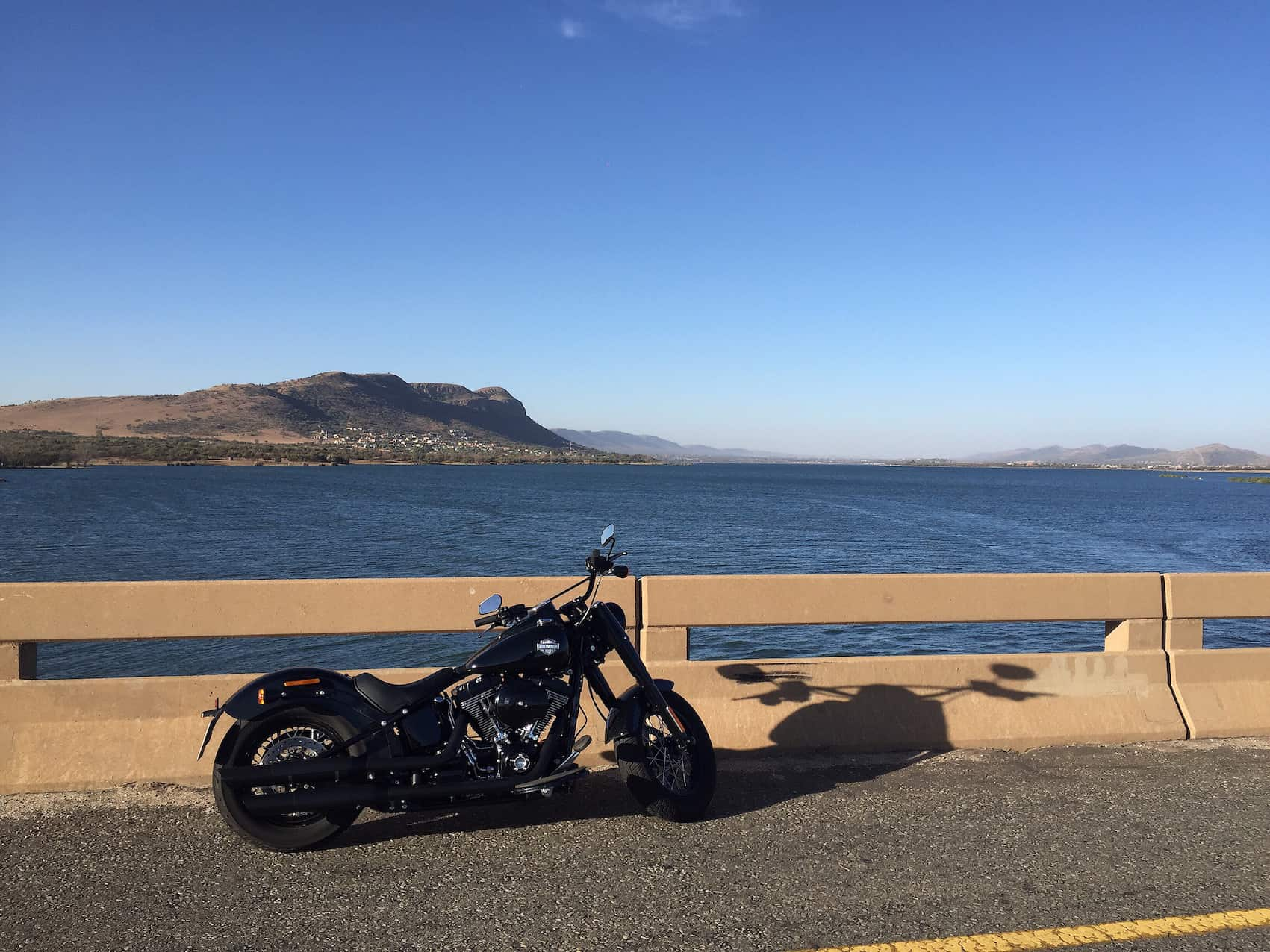 Riding Harley-Davidson's 2016 Softail Slim S