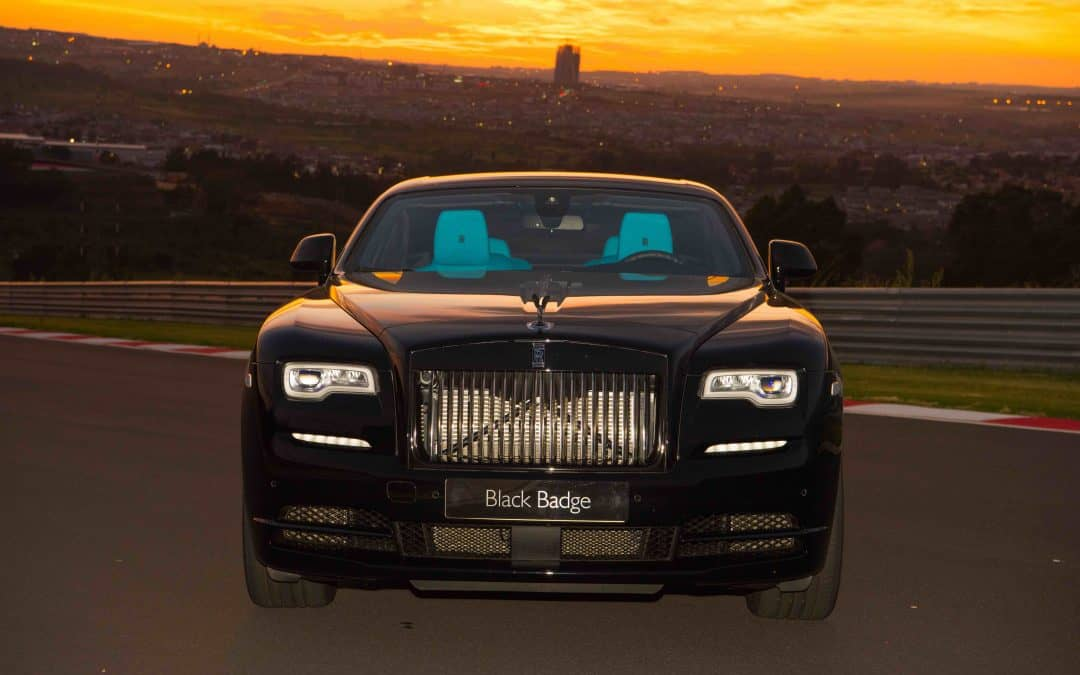 The Rolls-Royce Black Badge Launched In South Africa
