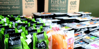 Eating Right With FitChef