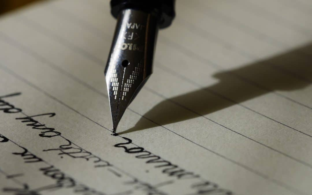 The I In Writing