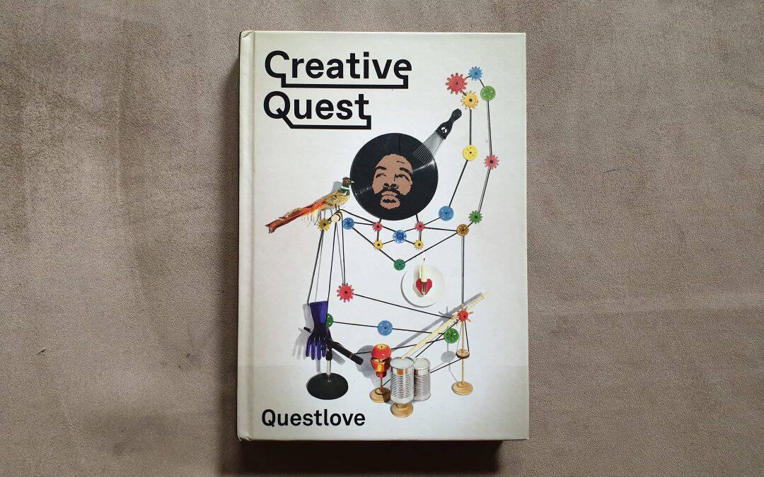 Creative Quest, Questlove's Book On Creativity