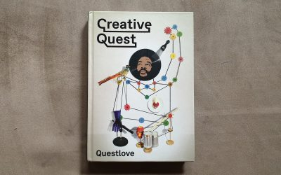 Creative Quest, Questlove's Book On Creativity