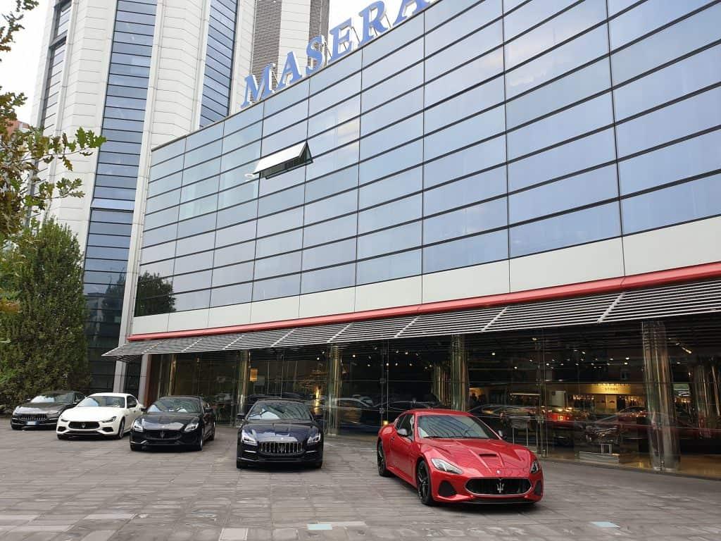 Maserati Head Office