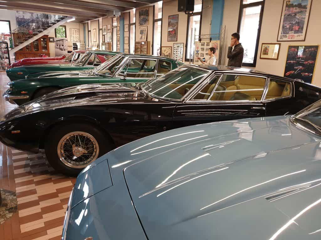Maserati Museum