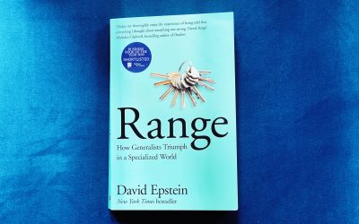 In Range, David Epstein makes a case for generalists